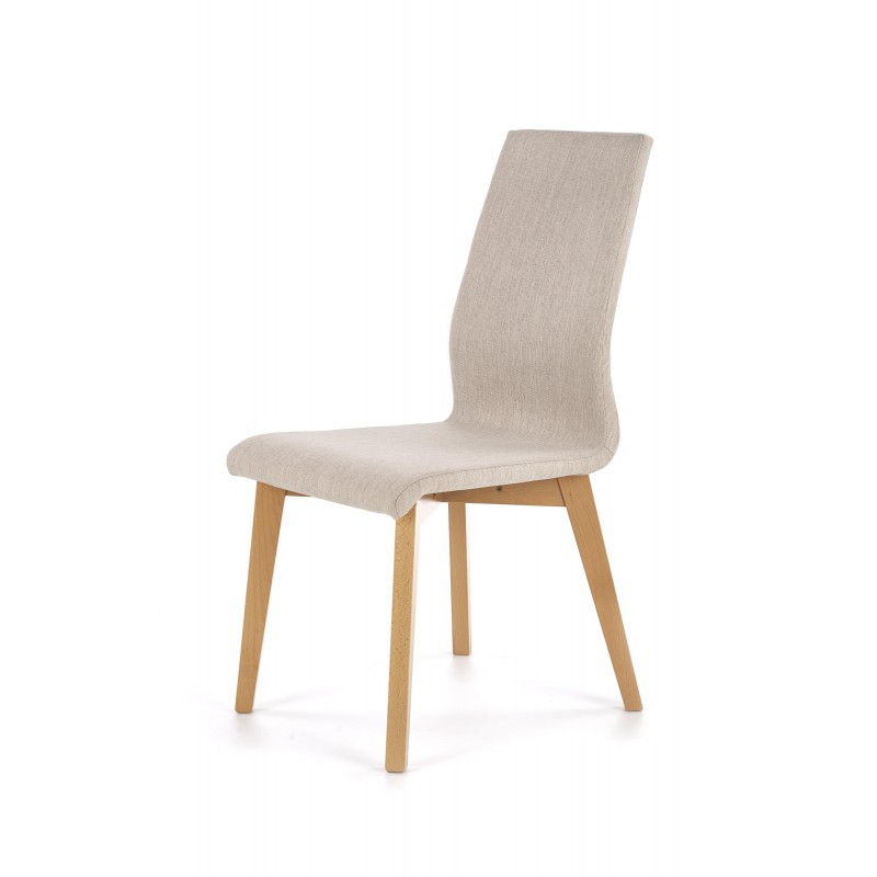 FOCUS krzesło dąb miodowy / tap: Inari 22