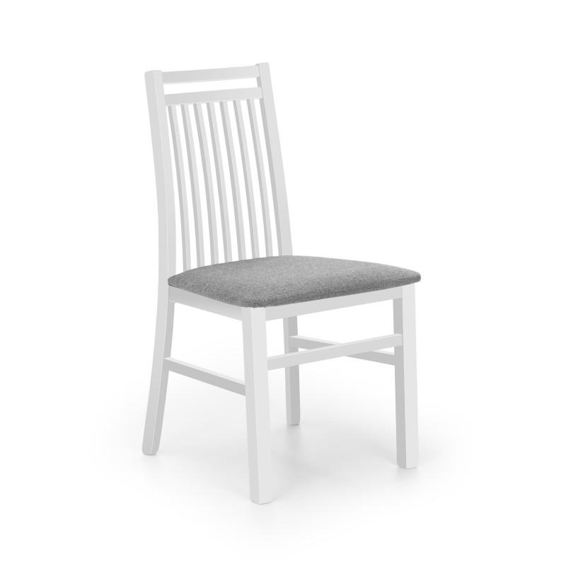 HUBERT9 krzesło biały / tap: Inari 91