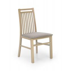 HUBERT9 krzesło dąb sonoma / tap: Inari 23