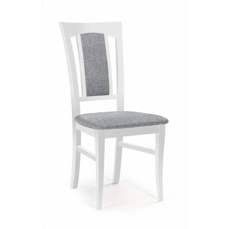 KONRAD krzesło biały / tap: Inari 91