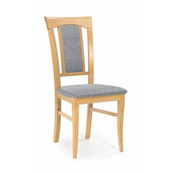 KONRAD krzesło dąb miodowy / tap: Inari 91