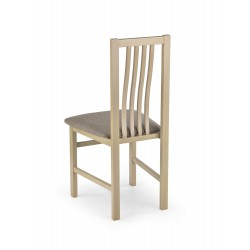 PAWEŁ krzesło dąb sonoma / tap: Inari 23