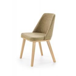 PUEBLO krzesło dąb miodowy / tap. Kreta 11