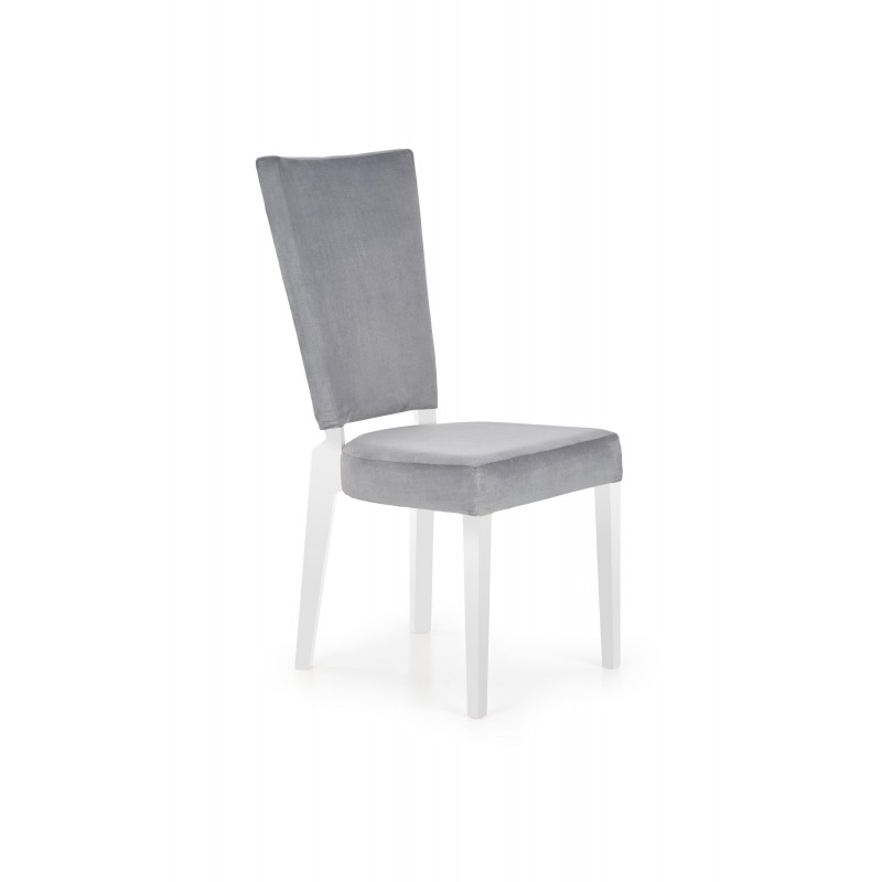 ROIS krzesło biały / popielaty
