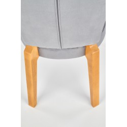 ROIS krzesło dąb miodowy / popielaty