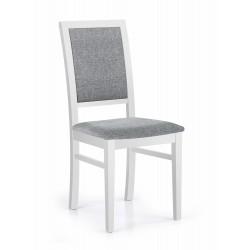SYLWEK1 krzesło biały / tap: Inari 91