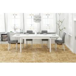 ROIS stół rozkładany biały